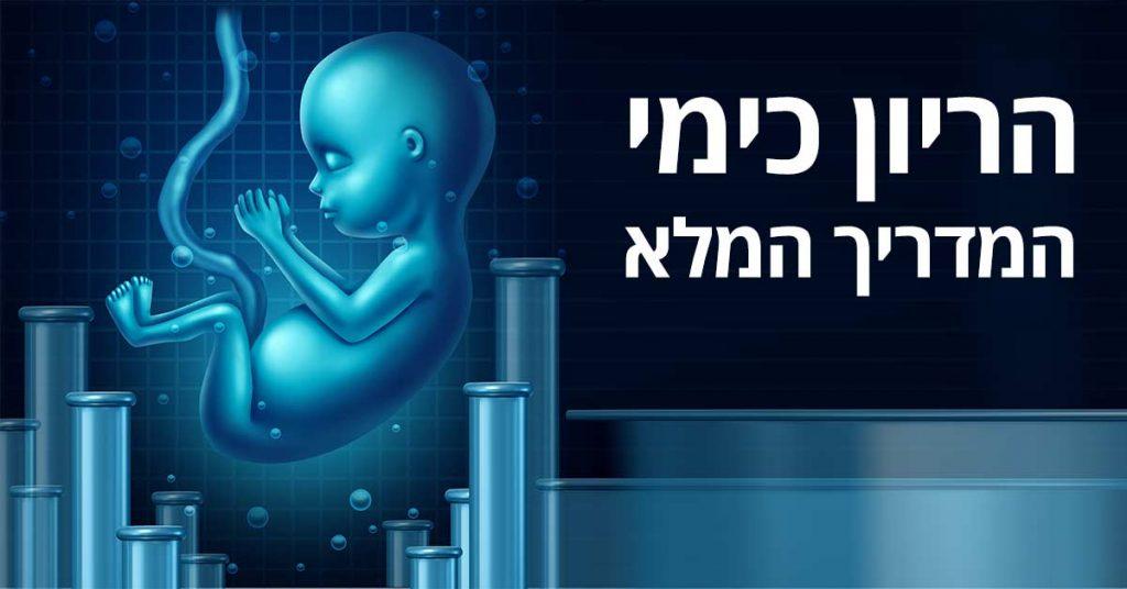הריון כימי