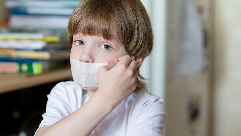 אבחון מחלות ילדים בחלל הפה