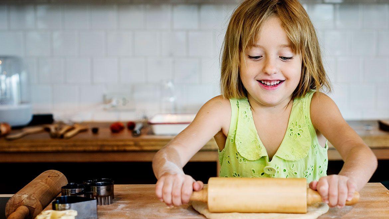התפתחות אישית דרך בישול אצל ילדים
