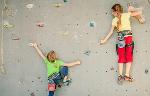 הפעילות החדשה של ישראל – קירות טיפוס – גם לילדים