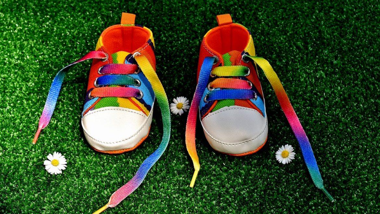 נעלי נוחות ובריאות הילד